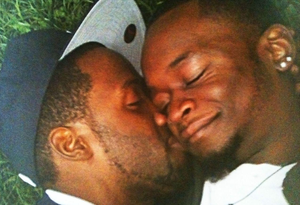Schwule Afrikaner