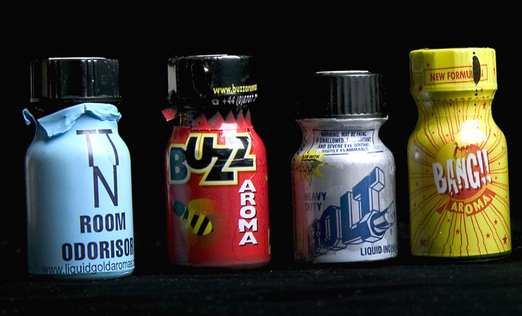 Poppers Wirkung