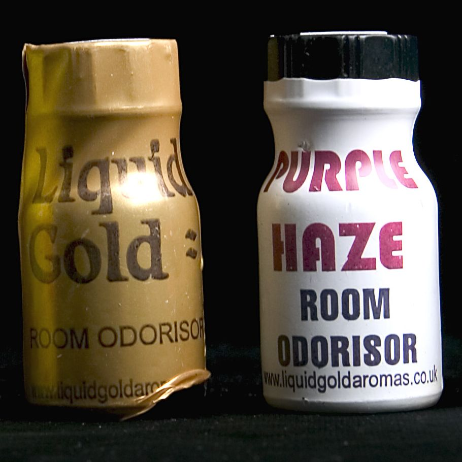 Poppers Droge