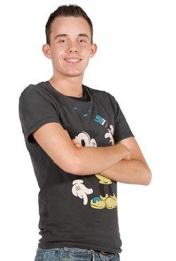 IWWIT-Rollenmodell und Blogger Marcel
