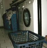 Das Herzsück des BASIS-Projektes: die Waschmaschine (Foto: BASIS-Projekt)