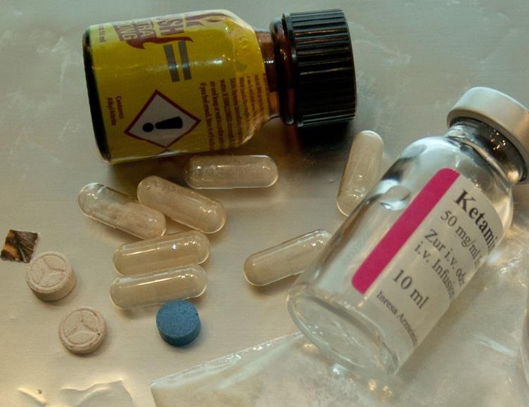Drogenkonsum: Chems