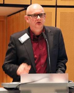 Schwulenreferent der Deutschen AIDS-Hilfe Dr. Dirk Sander