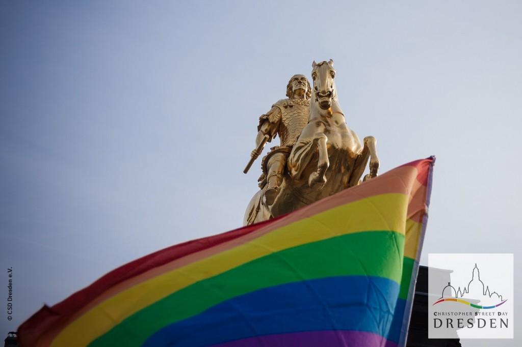DresdenRainbow-Flag