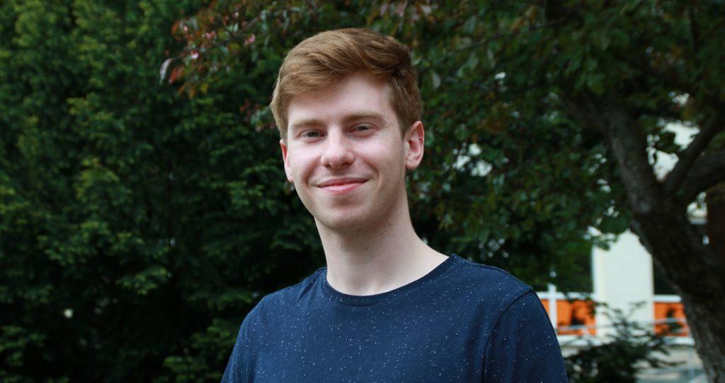 Max (21) über sein Leben mit der HIV-Infektion