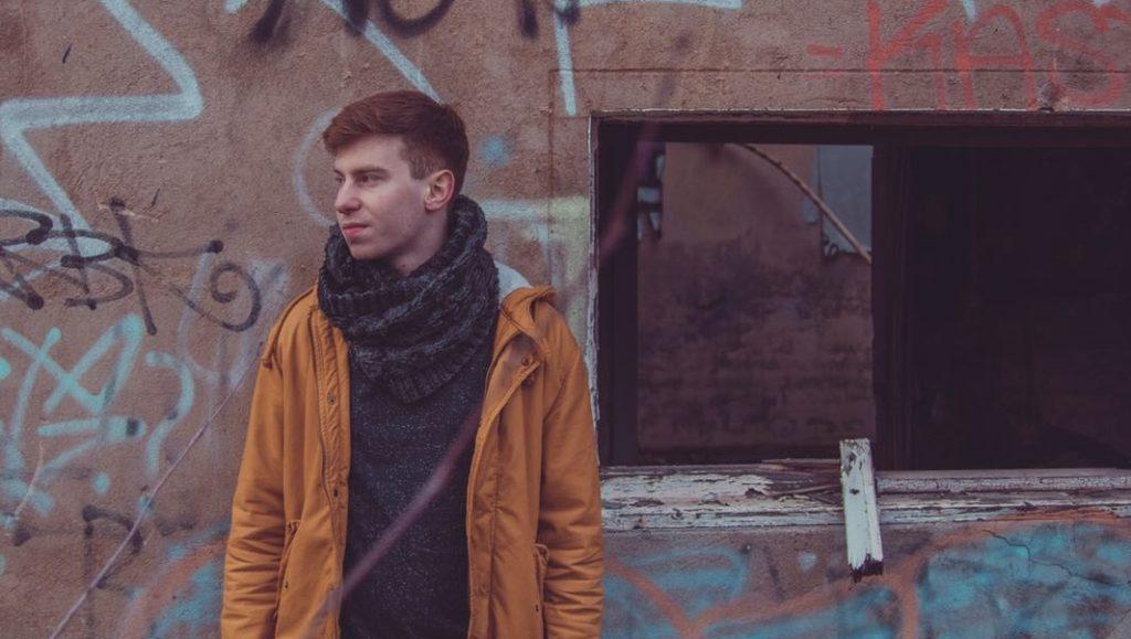 Max (21), Student in Jena, Thüringen