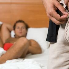 Sex4Cash findet nicht immer im Bett oder in einer Wohnung statt. (Foto: Fotolia)