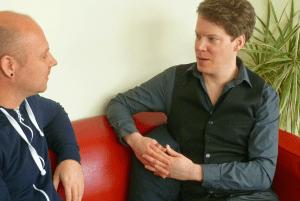 ICH WEISS WAS ICH TU-Kampagnenleiter Tim Schomann zur neuen Website