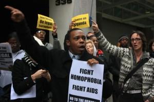 Proteste gegen das Gesetz hier in New York, Foto: riekhavoc @Flickr