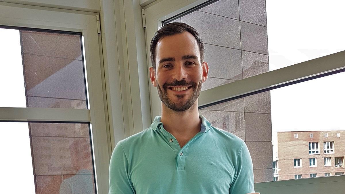 Enrique Doleschy, Mr. Gay Germany