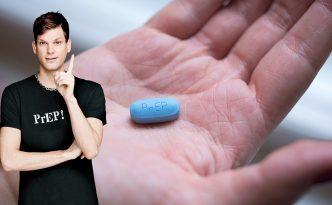 Von der Entscheidung für die PrEP bis zum Tag, an dem die Tabletten da sind können bis zu 3 Wochen vergehen.