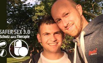 Vlad (30) und Stephan (40)