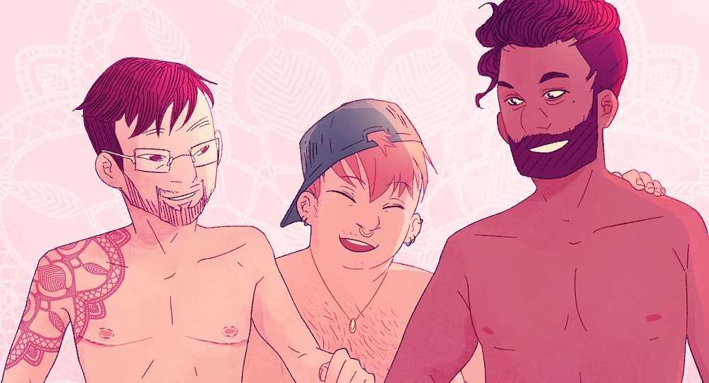 Schwul. trans* - Teil der Szene